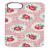 Cath Kidston Lattice Rose iPhone 5 5s Case