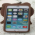 Line 3D Brown Bear Character for iPhone 6