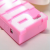 PINK Silicone Case for iPhone 6 Plus