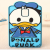 Donald Duck Case for Galaxy Note 4