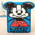 Baby Mickey Case for Galaxy Note 4