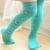 Fashionable Floral Print Flower Girls Kids Tights Leggings Kids