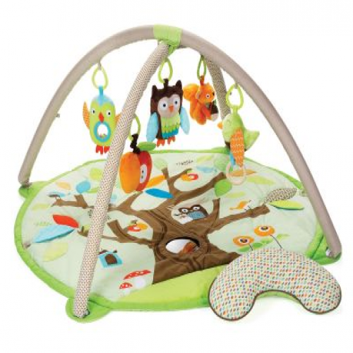 Skip Hop Treetop Friends Activity Gym Forest Wackydot