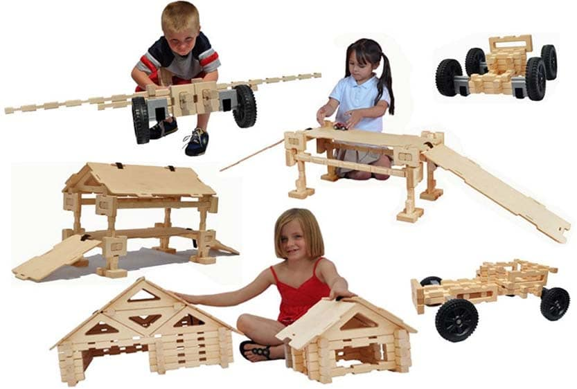 Building Toys for Boys and Girls