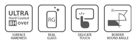 Tempered Glass Premium Features